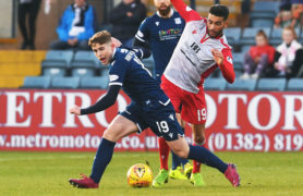Dundee lose third game in a row after stoppage time drama