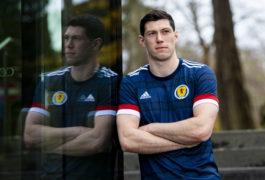 Centre-back is not a problem position for Scotland, says Scott McKenna