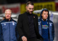 Dundee were dejected again after another derby defeat.