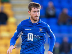 Anthony Ralston wants to make an impact at both ends of the pitch for St Johnstone