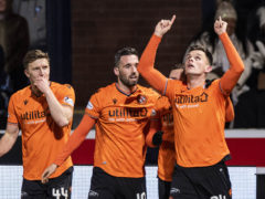 JIM SPENCE: Lawrence Shankland in a class of his own, while Dundee big names need to show more