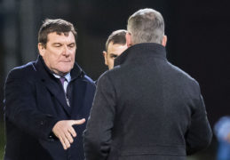 St Johnstone boss Tommy Wright has sympathy for sacked Edinburgh managers