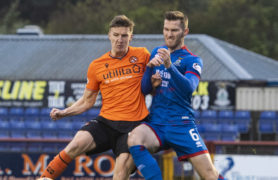 Dundee United away struggles ended with emphatic 3-0 win in Inverness