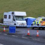 Police probe sudden death of campervan tourist in Perthshire