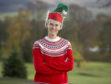 """Judy Murray's support for the charity is """"elf-explanatory"""""""