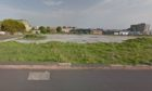 The Esplanade site where the new Lidl will be built in Kirkcaldy.