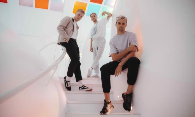 Edinburgh R'n'B infused pop jam band Liimo set for gigs in Dundee and Dunfermline - The Courier