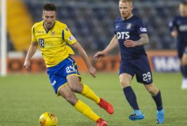 St Johnstone's Callum Booth delighted to have made his mark against Kilmarnock