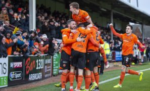 Verdict: Dundee United stretch winning run to eight and lead at top to 13