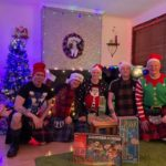 VIDEO: Dundee band The Cundeez release nostalgic Christmas hit on growing up in city multis