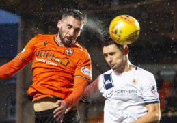 Dundee United march to the title continues with 2-1 win
