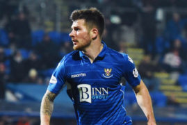 It will take an offer St Johnstone 'can't refuse' for Matty Kennedy to go to Aberdeen or Hearts this month