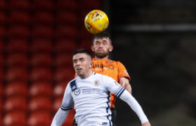 Dundee United confirm Sam Stanton departure