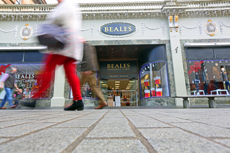 Perth Jobs Under Threat As City Centre Retailer Faces
