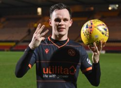 TALKING FOOTBALL PODCAST: Lawrence Shankland is already a Premiership quality striker