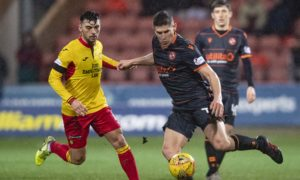Dundee United debut maker Dillon Powers pleased to have joined 'well-oiled machine'