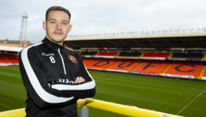 Peter Pawlett believes time is right for Dundee United to test themselves against Premiership side