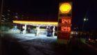 Shell on East Marketgait