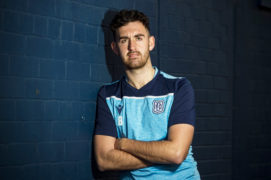 Dundee's Shaun Byrne knows play-off promotion can be done