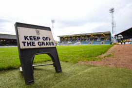 Dundee v Ayr United game is OFF