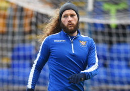 Team-mates' moans will be music to St Johnstone striker Stevie May's ears