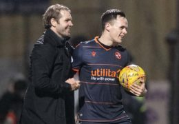 TALKING FOOTBALL: 17-point lead means the cup is not a distraction for Dundee United