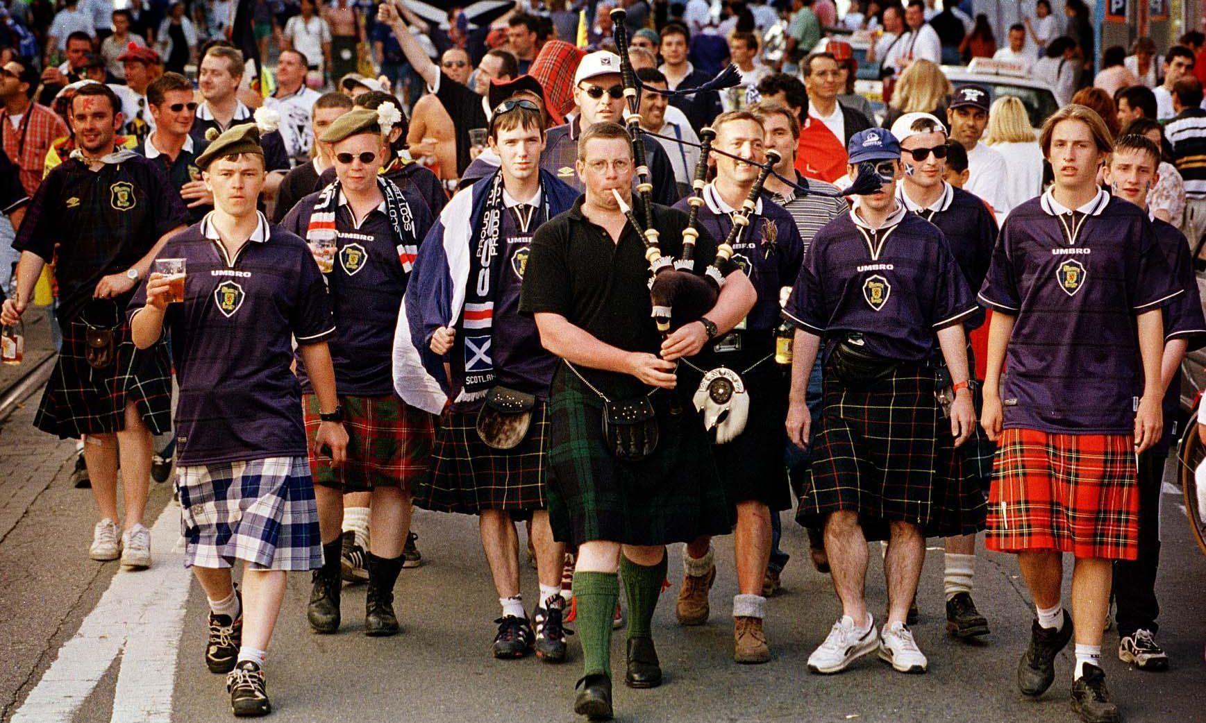 Tartan Army on tour at Scotland's big tournamentsDCT Media Logo