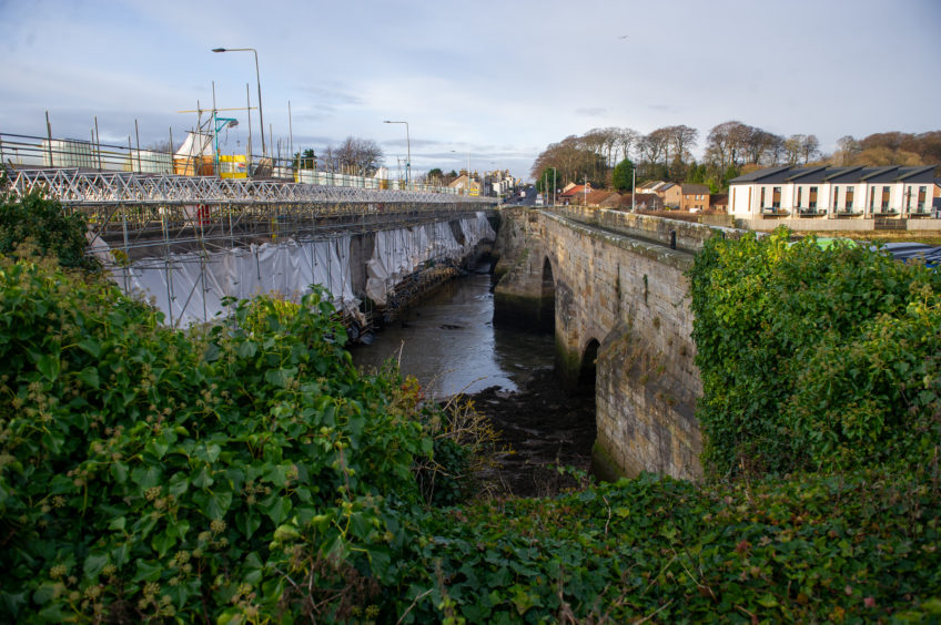 GARE BRIDGE: How Scotland's oldest surviving bridge helped ensure the early survival of St Andrews University - The Courier