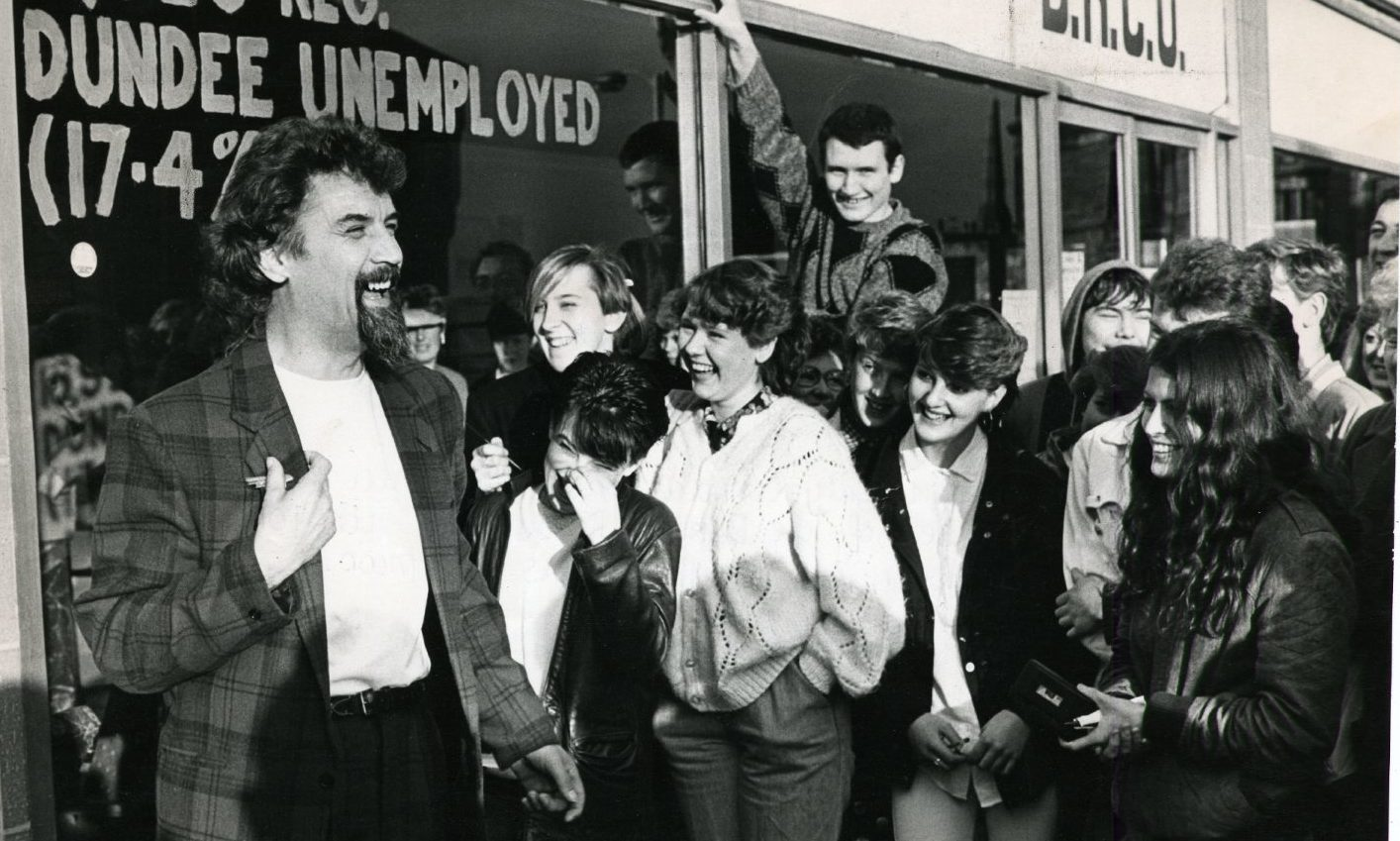 'The big yin was my best yin': How Billy Connolly ignited a friendship with a Dundee journalist which in turn sparked a love affair with the city
