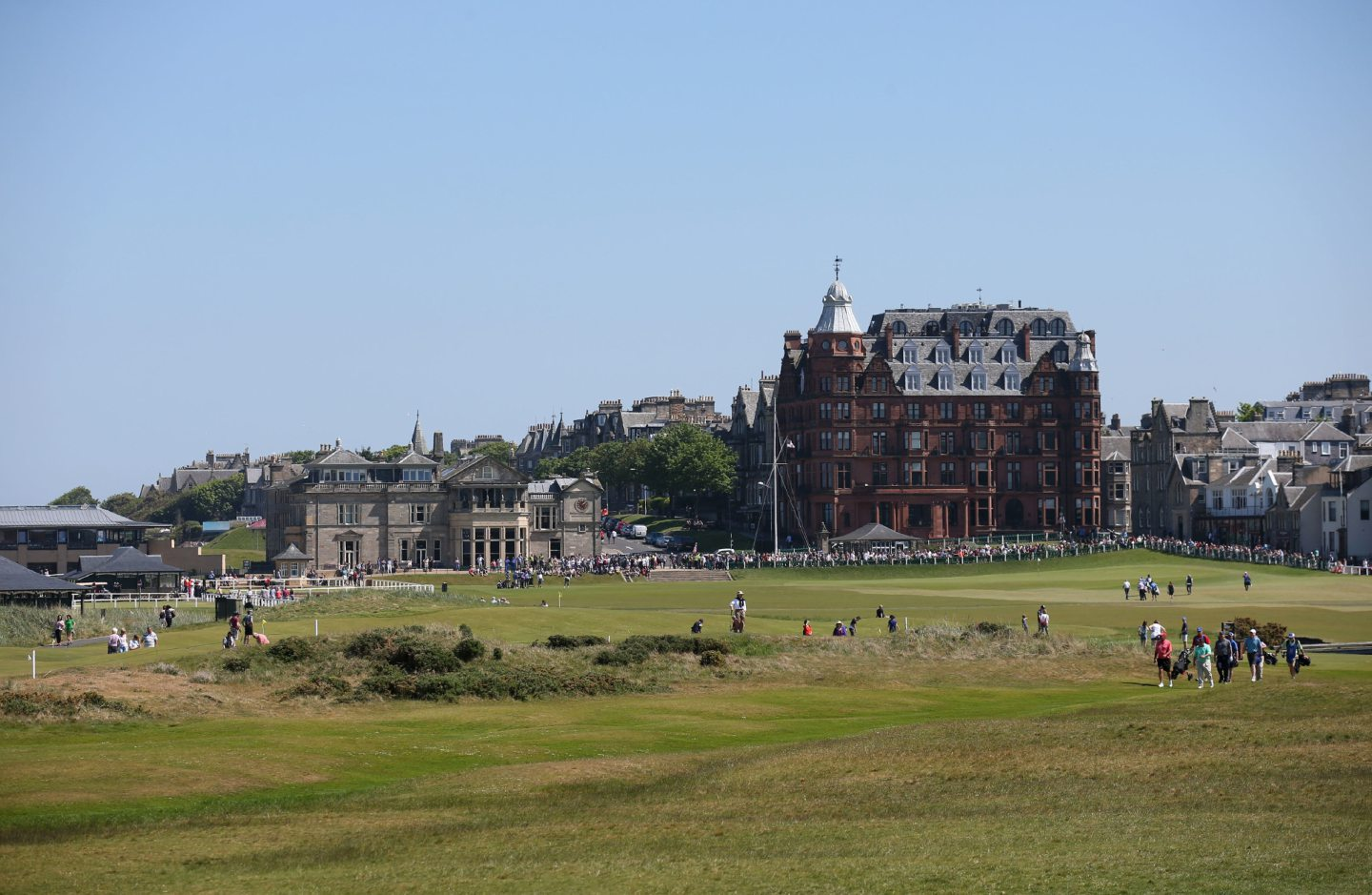 Golf captain paid for St Andrews trip before sexually assaulting teenager from Dundee