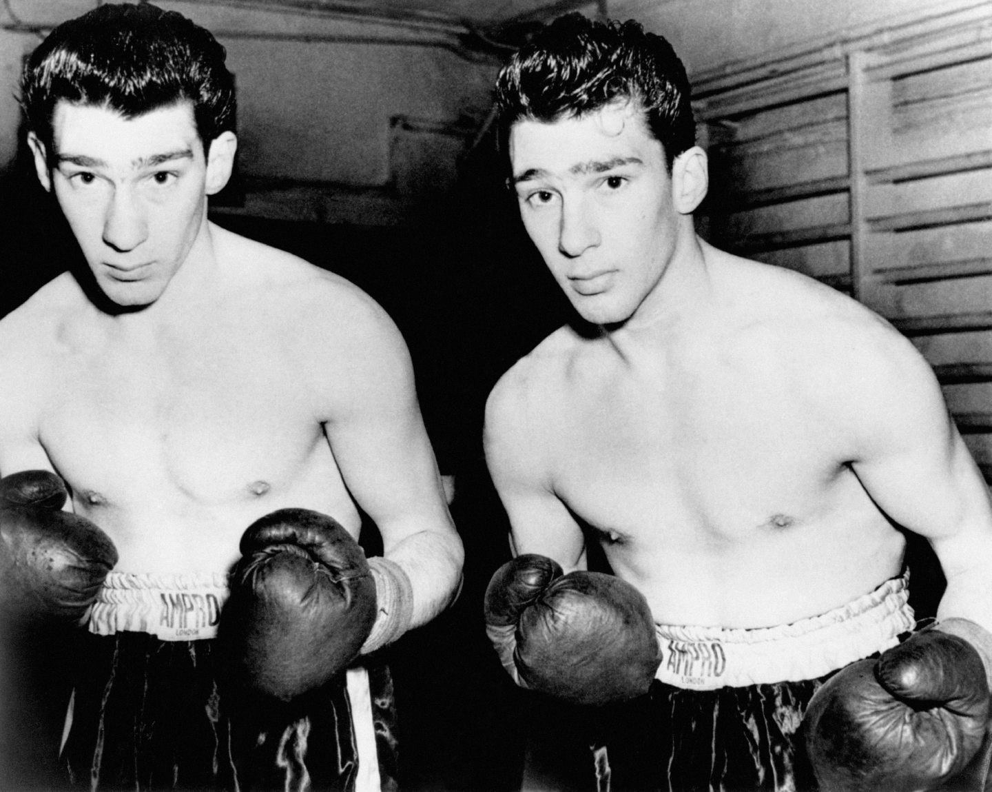 LORRAINE WILSON: Fred Dinenage and the Kray twins ruined my childhood memories