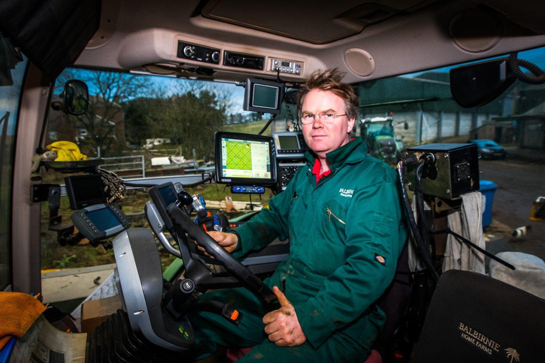 Live crop monitoring trials launch at Fife farmDCT Media Logo